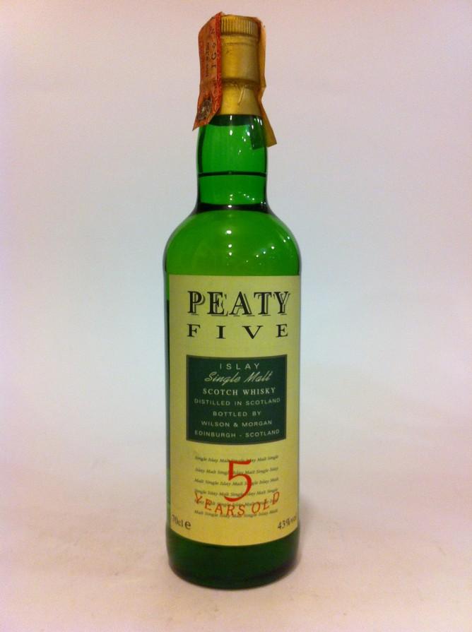 Peaty Five Whisky House